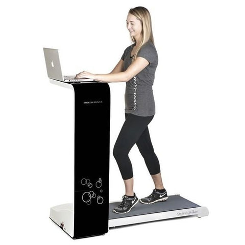 BodyCraft Spacewalker Treadmill *Folds Into A Modern Table* - Treadmills