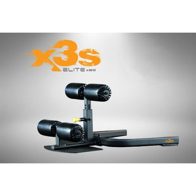 Abs Company X3S Elite Bench - Abs & Back