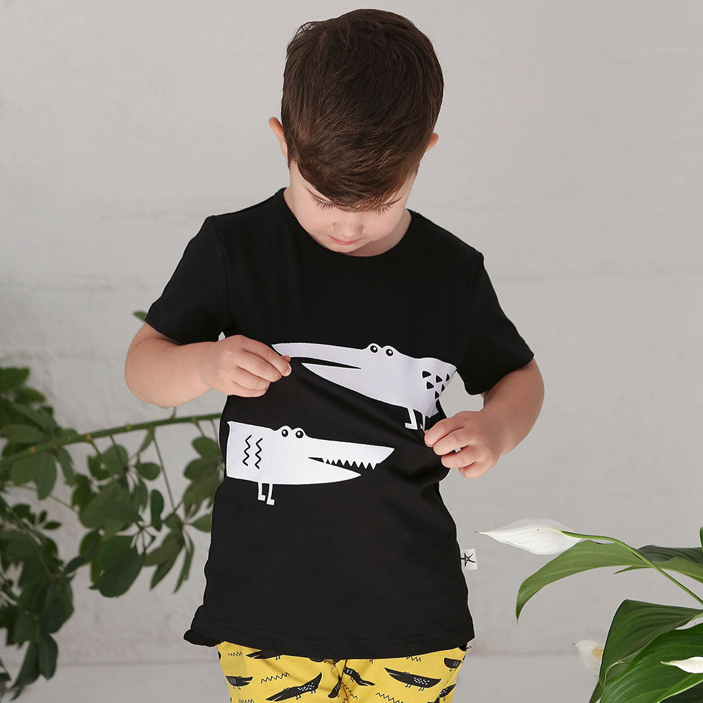 Cool Crocodile T-Shirt