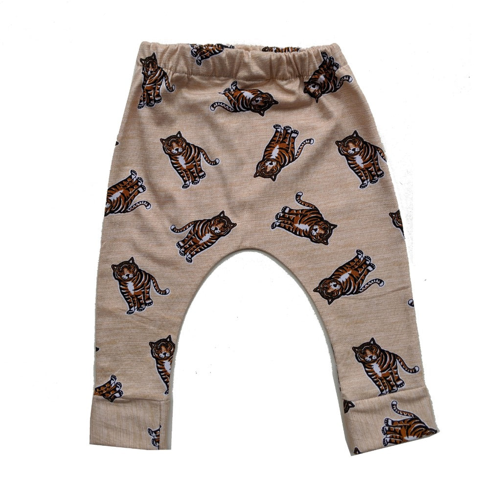 Hear me ROAR Tiger Harem Pants