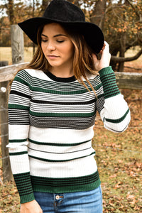 Lina Multi Sweater
