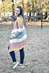 Ellis Multi Cardigan