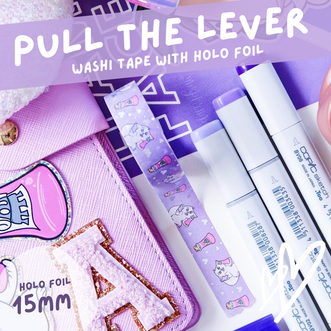 734 - Shopping Bay Sticker Sheet