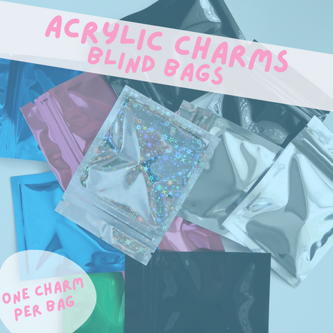 Acrylic Charm Blind Bag