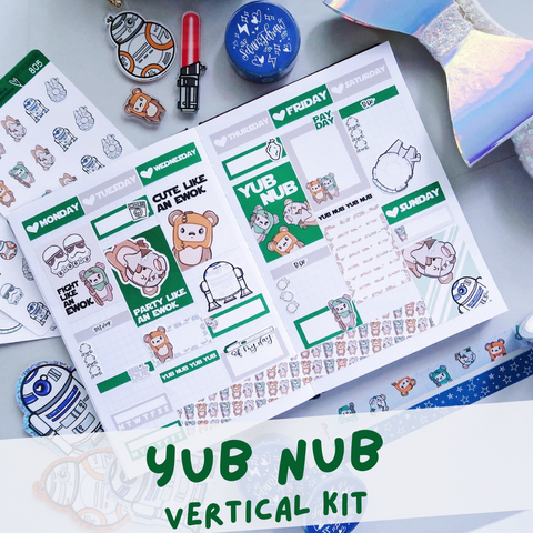 Yub Nub Vertical Kit