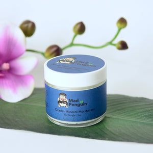 Ocean Mineral Moisturizer Anti Aging lotion