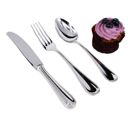 Silver Plated Cutlery Set |  Versilbert Besteck Set