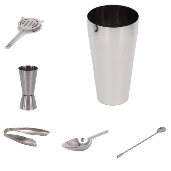 Cocktail Set | Stainless Steel