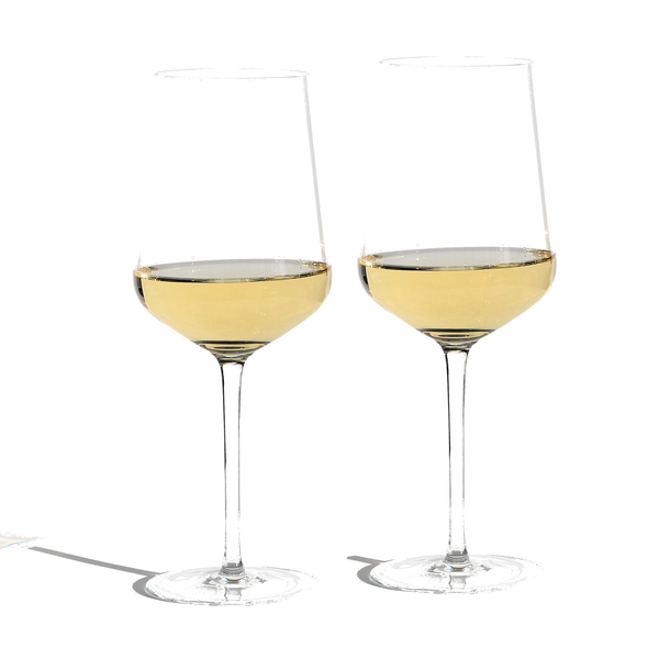 Crystal Glass | White Wine Set of 2