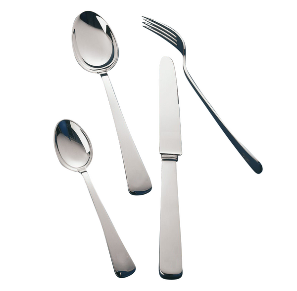Exclusive Silver Plated Cutlery 4 psc Set | Design Atelier
