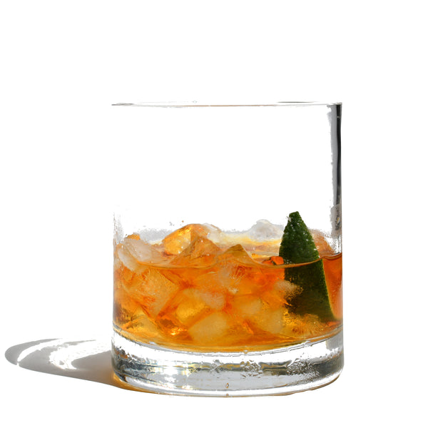 Crystal Whiskey Glass | Set of 4