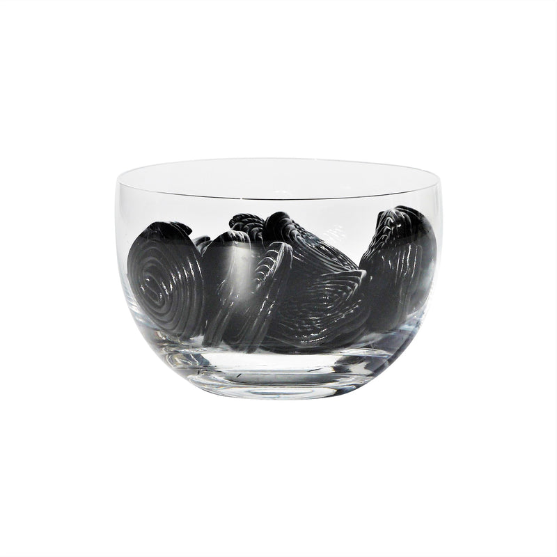 Glass Bowl - Set of 2 I Glasschale - 2er Set