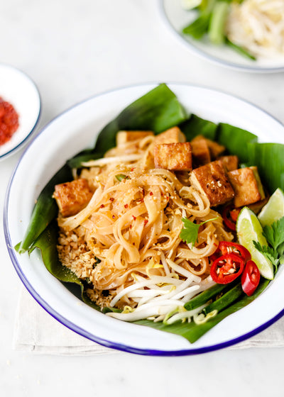 Recipe Ideas: Vegan Pad Thai