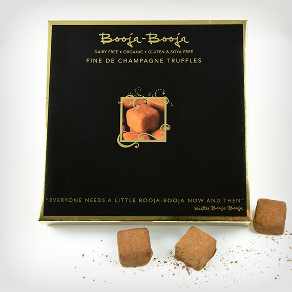 Champagne Truffles - Booja Booja - vegan-perfection-retail