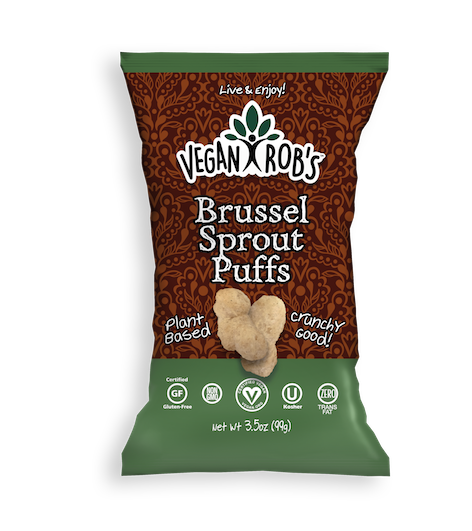 Brussel Sprout Puffs - Vegan Rob's - vegan-perfection-retail