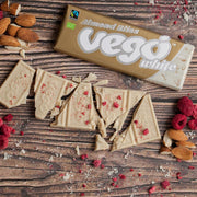 Vego Almond Bliss White Bar 50g