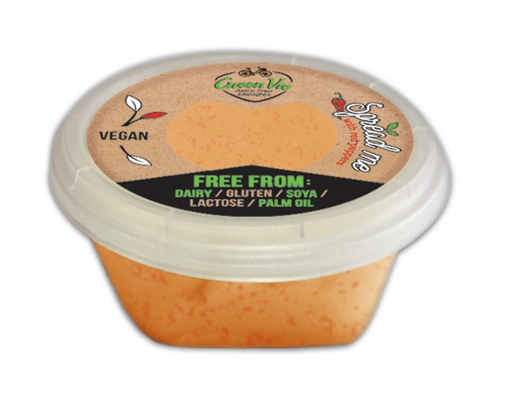 Red Pepper Spread REGULAR - Green Vie - vegan-perfection-retail