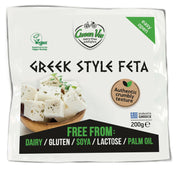 Crumbly Greek Vegan Feta - Green Vie - vegan-perfection-retail