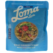 Thai Green Curry with Chik'n & Rice - Loma Linda - vegan-perfection-retail