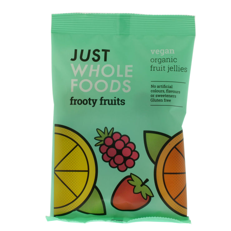Frooty Fruits - Just Wholefoods - vegan-perfection-retail