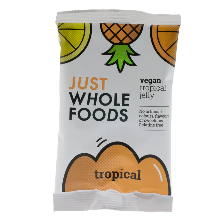 Tropical Jelly Crystals - Just Wholefoods - vegan-perfection-retail