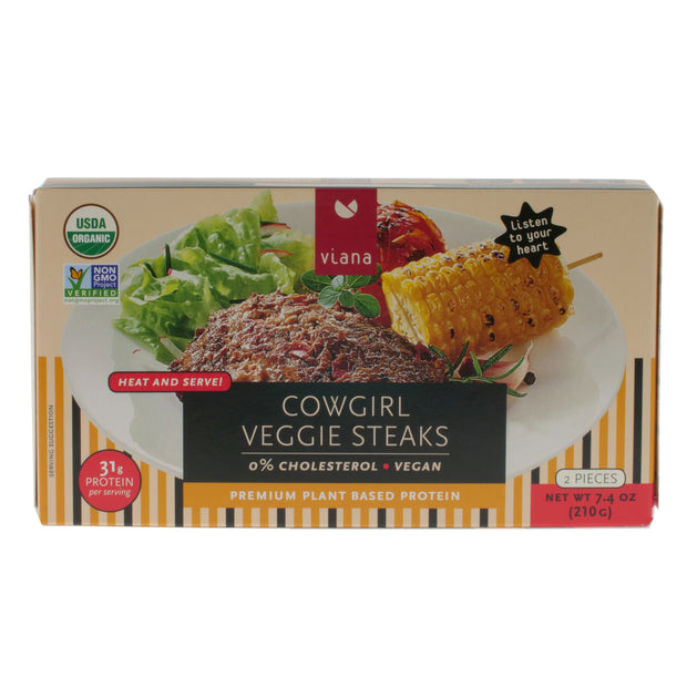 Cowgirl Steaks - Viana - vegan-perfection-retail
