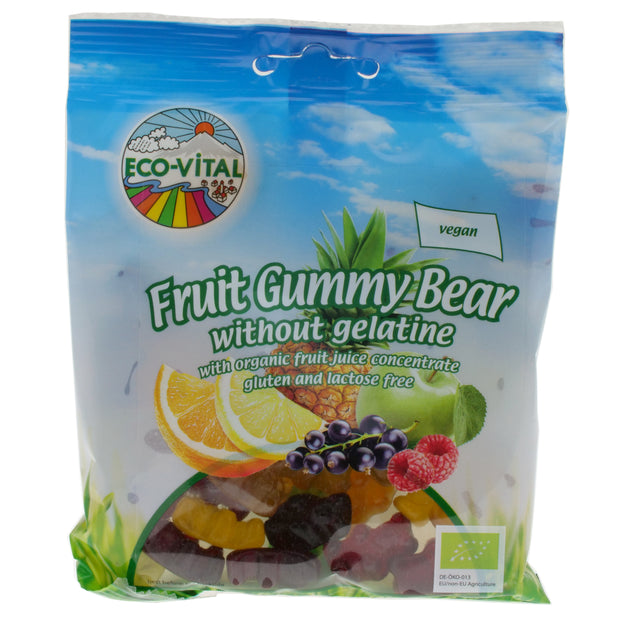 Gummy Bears - Eco Vital - vegan-perfection-retail