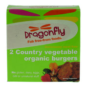 Country Veg Burgers - Dragonfly Foods - vegan-perfection-retail