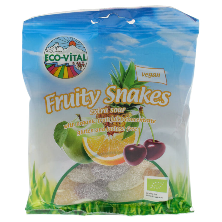 Fruity Snakes - Eco Vital - vegan-perfection-retail