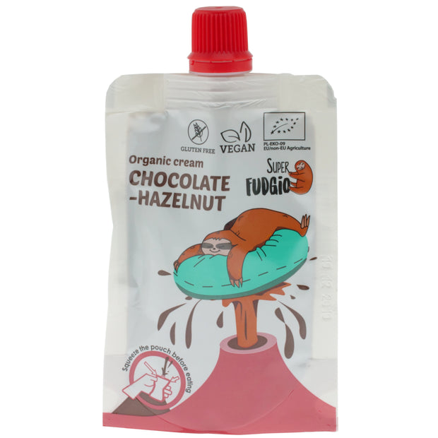 Organic Chocolate Hazelnut Vegan Cream - MeGusto - vegan-perfection-retail