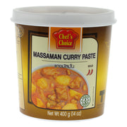 Massaman Curry Paste - Chef's Choice Thailand - vegan-perfection-retail