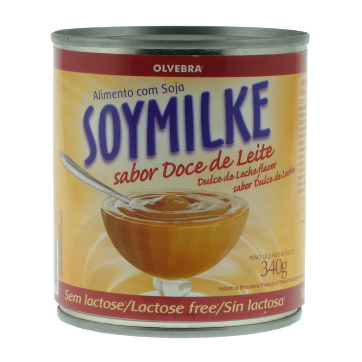 Caramel Condensed Soymilk - Olvebra - vegan-perfection-retail