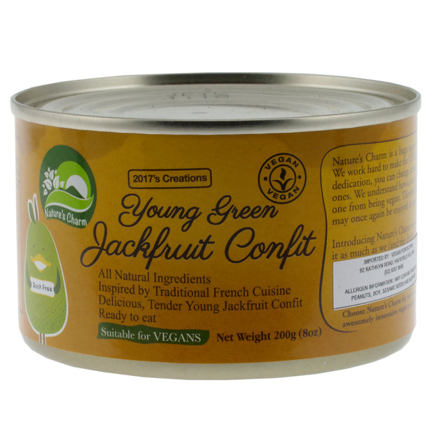 Small Can Jackfruit Confit