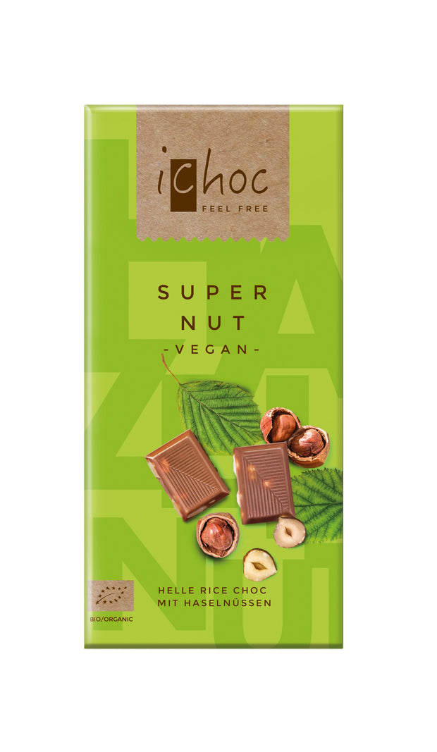 Super Nut Chocolate,iChoc,vegan-perfection-retail