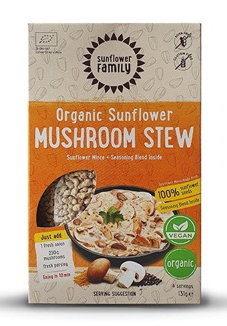Sunflower Mince Mushroom Stew Meal Kit