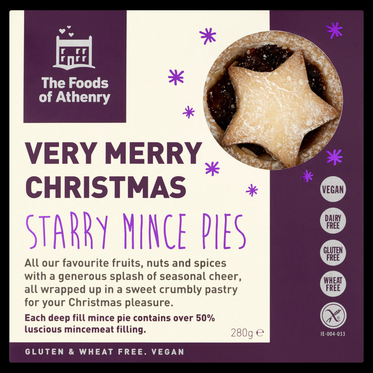 Vegan Mince Pies,The Foods of Athenry,vegan-perfection-retail
