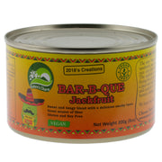 Small Can BBQ Jackfruit - Nature's Charm - vegan-perfection-retail