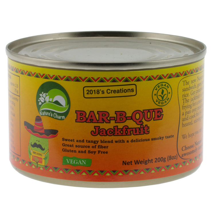 Small Can BBQ Jackfruit
