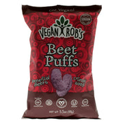Beet Puffs - Vegan Rob's - vegan-perfection-retail
