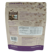 Brownie Biscuit Cookie Shots - The Foods of Athenry - vegan-perfection-retail
