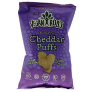 Cheddar Puffs - Vegan Rob's - vegan-perfection-retail