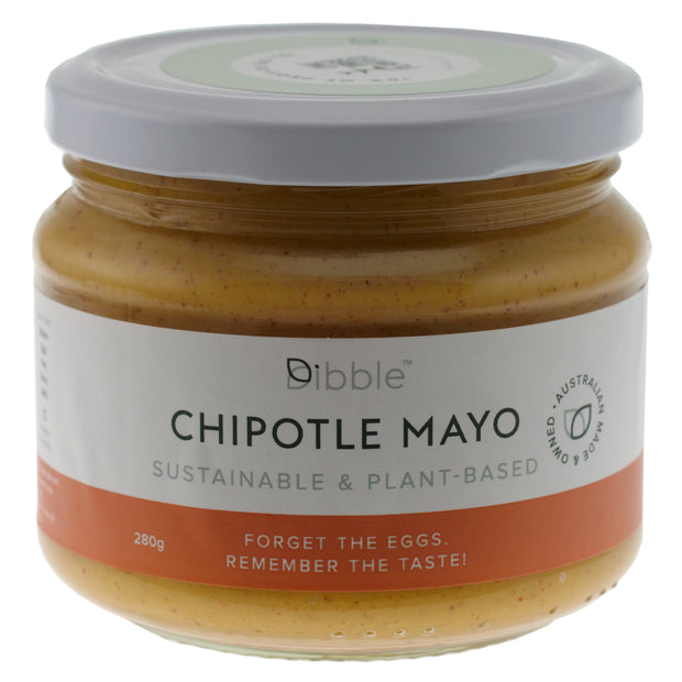 Chipotle Mayo - Dibble - vegan-perfection-retail