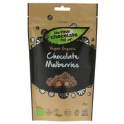 Large Raw Choc Coated Mulberry - The Raw Chocolate Company - vegan-perfection-retail