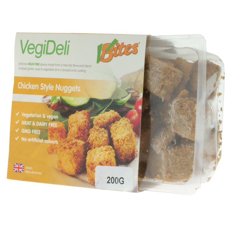 Chicken-style Nuggets - Redwood/V-Bites - vegan-perfection-retail