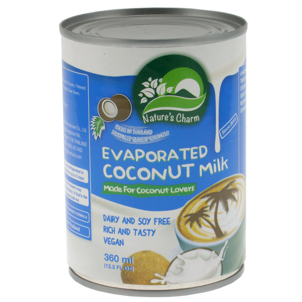 Evaporated Coconut Milk - Nature's Charm - vegan-perfection-retail
