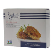 Vegan Crabless Cakes - Sophie's Kitchen - vegan-perfection-retail