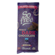 No Added Sugar Chocolate - So Free - vegan-perfection-retail