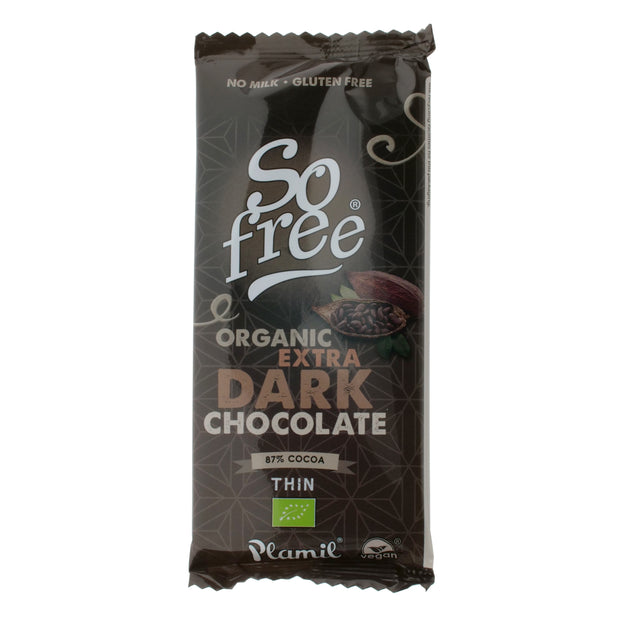 Extra Dark Chocolate - So Free - vegan-perfection-retail