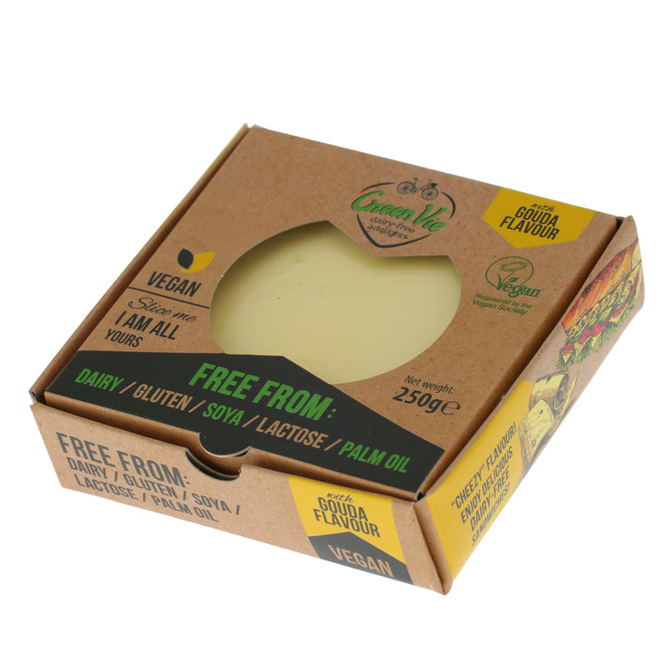 Gouda Block REGULAR - Green Vie - vegan-perfection-retail