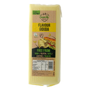 Gouda Block JUMBO 2.5kg - Green Vie - vegan-perfection-retail